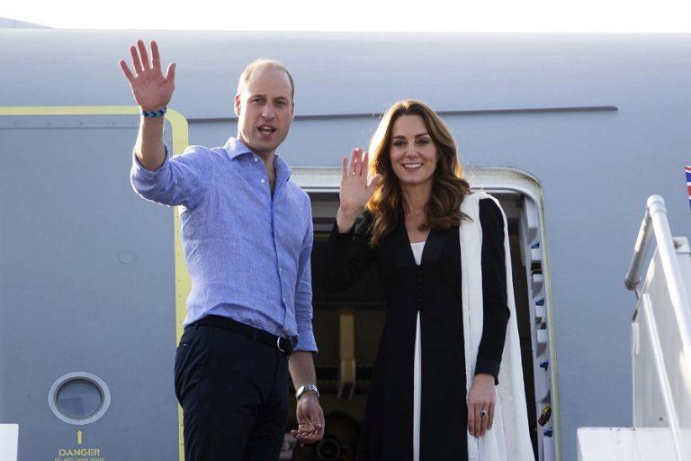 Κέιτ και Ουίλιαμ αποσύρονται από τα βασιλικά τους καθήκοντα