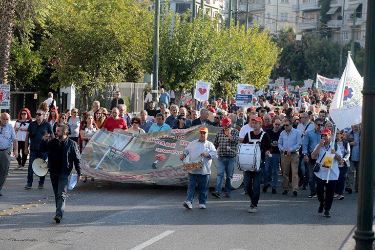 Γενική απεργία: Ποιοι συμμετέχουν. Πώς θα κινηθούν τα μέσα μεταφοράς