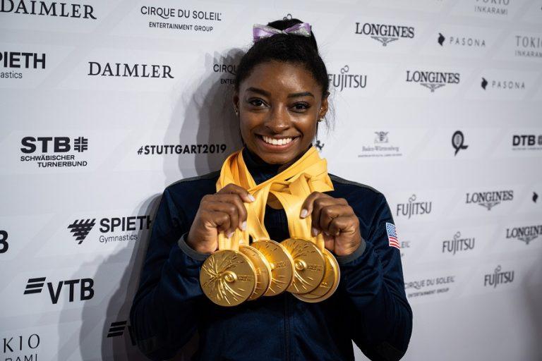 Βραβεία «Laureus»: Αθλητές της χρονιάς οι Σιμόν Μπάιλς, Μέσι και Χάμιλτον