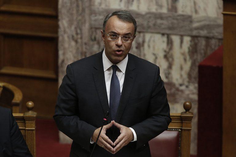 Χρήστος Σταϊκούρας: Σε έως 240 δόσεις τα χρέη προς τράπεζες και Δημόσιο με τον νέο Εξωδικαστικό