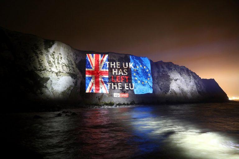 Η αποχώρηση του Ηνωμένου Βασιλείου αποτυπωμένη μέσα από φωτογραφίες