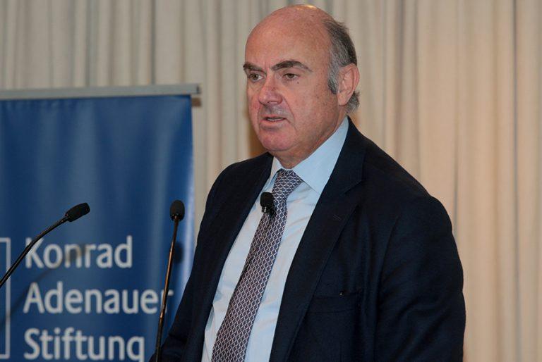 Αντιπρόεδρος ΕΚΤ: Η Ελλάδα προοδεύει αλλά ακόμη ο λαός δεν το βλέπει στην καθημερινότητά του