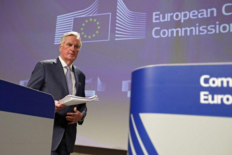 Οι «εντολές» της Κομισιόν για την ολοκλήρωση του Brexit