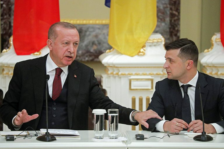 Ερντογάν κατά Ρωσίας: «Παράνομη» η προσάρτηση της Κριμαίας. Δεν την αναγνωρίζουμε