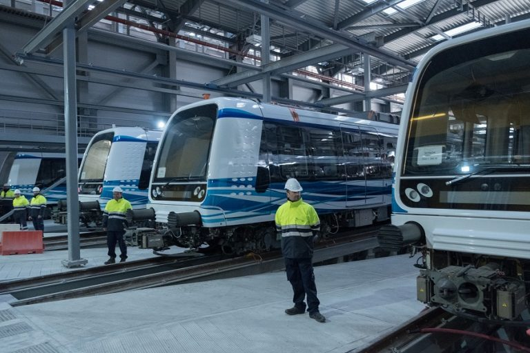 Το 2023 θα παραδοθεί στο σύνολό του το Μετρό Θεσσαλονίκης