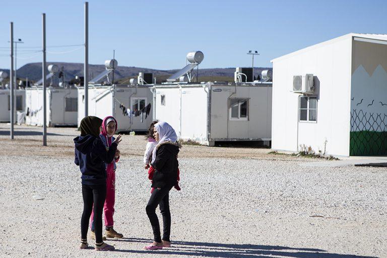 Συναγερμός από κρούσμα σε δομή φιλοξενίας στο Κρανίδι- Στο σημείο μετέβησαν Τσιόδρας-Χαρδαλιας