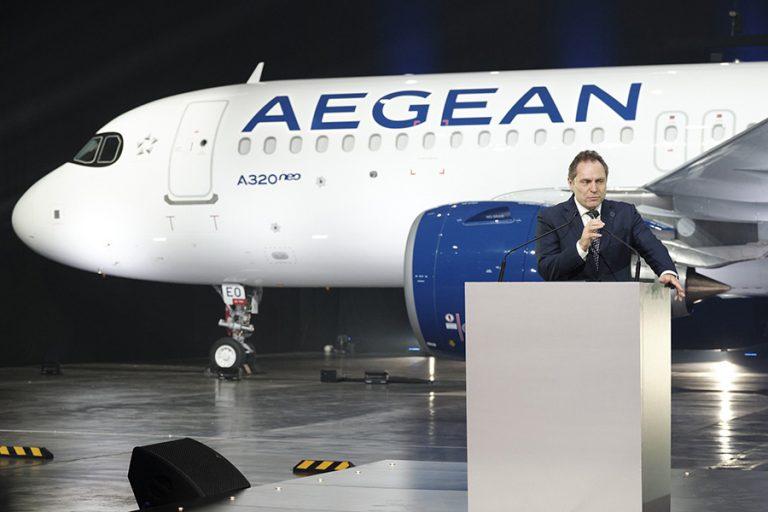 Το μήνυμα του CEO της Aegean στους επιβάτες και το σχέδιο για τη σωτηρία της εταιρείας
