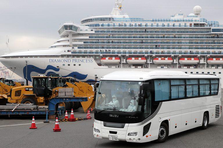 Επιχείρηση επαναπατρισμού των δύο Ελλήνων που βρίσκονται σε κρουαζιερόπλοιο – καραντίνα λόγω κορωνοϊού