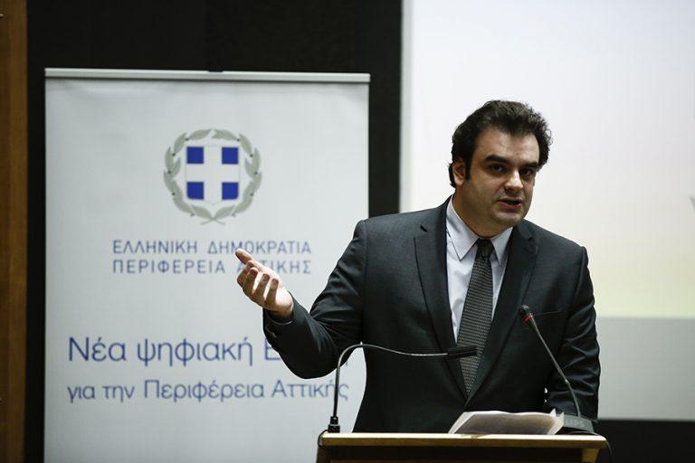 Πιερρακάκης: Με τους κωδικούς του web banking θα γίνεται η σύνδεση στο gov.gr