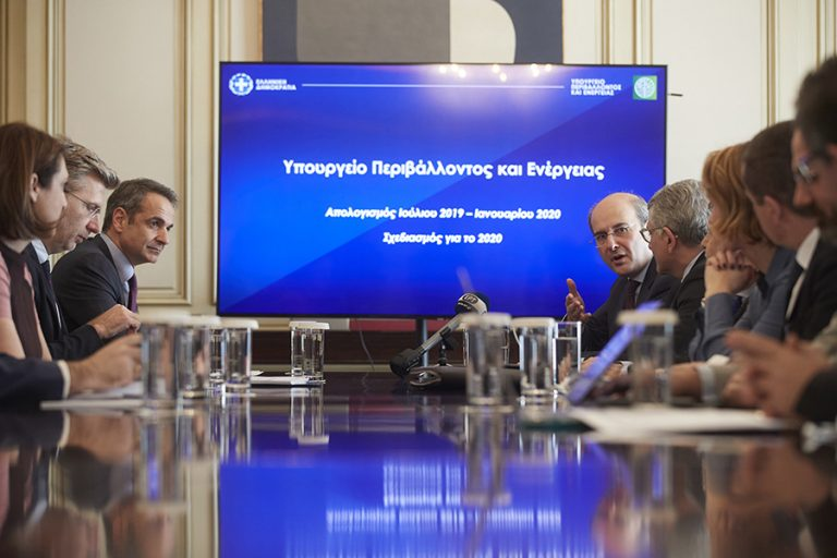 Εθνικό Σχέδιο για την Ενέργεια: Πώς θα προχωρήσει η απολιγνιτοποίηση της Ελλάδας