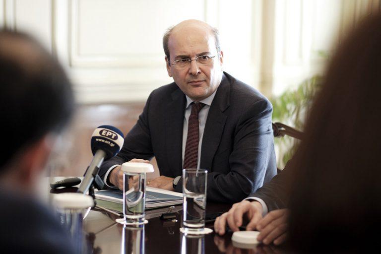 Χατζηδάκης: Εκλεισε η συμφωνία για τον μηχανισμό ρευστότητας στις ενεργειακές επιχειρήσεις