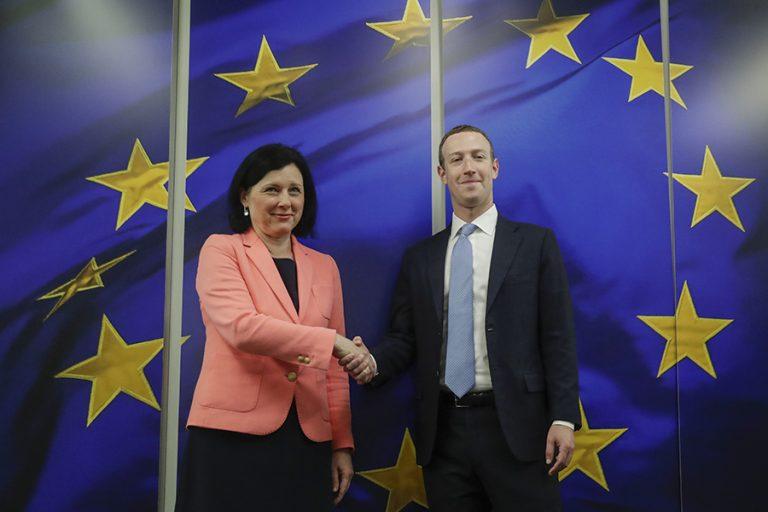 Στις Βρυξέλλες ο Ζούκερμπεργκ για το μεγάλο ζήτημα των προσωπικών δεδομένων