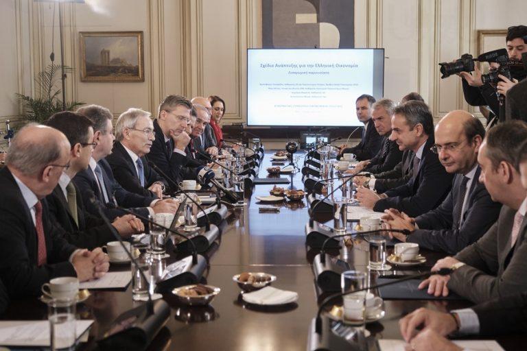 Τον Σεπτέμβριο έτοιμο το σχέδιο της επιτροπής για την αναπτυξιακή στρατηγική