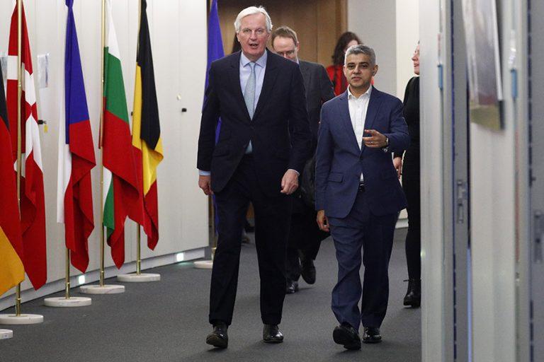 Καλά νέα για την εμπορική διαπραγμάτευση του Brexit