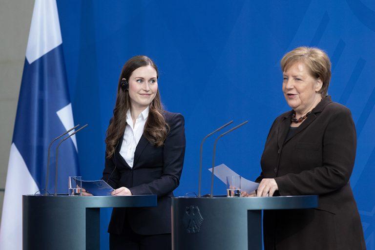 Η Μέρκελ μόλις προετοίμασε την Ευρώπη για την επερχόμενη «μάχη» του προϋπολογισμού