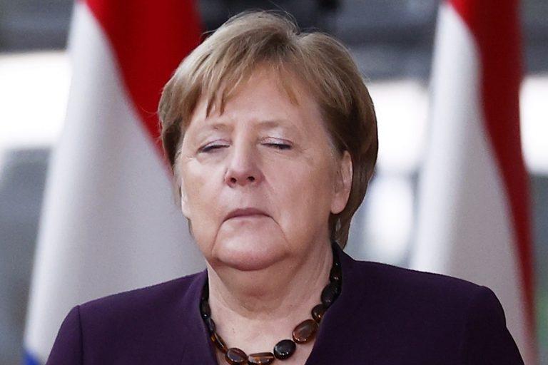 Όταν η Μέρκελ σάστισε από την επιθετικότητα του Ιταλού πρωθυπουργού