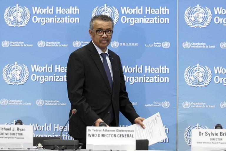 Ο Παγκόσμιος Οργανισμός Υγείας επιμένει: Δεν αποτελεί πανδημία ο κορωνοϊός
