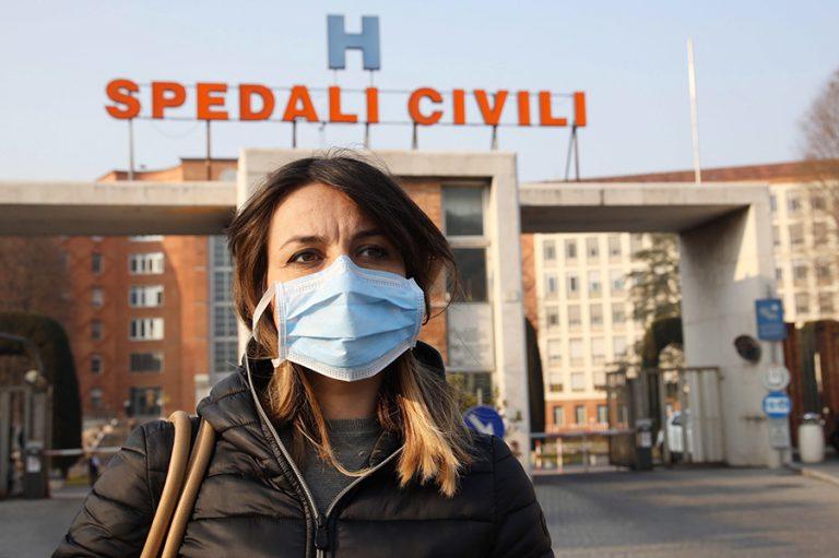 Xάος στην Ιταλία: Ραγδαία αύξηση των κρουσμάτων- Καθηλώνονται πτήσεις της Alitalia