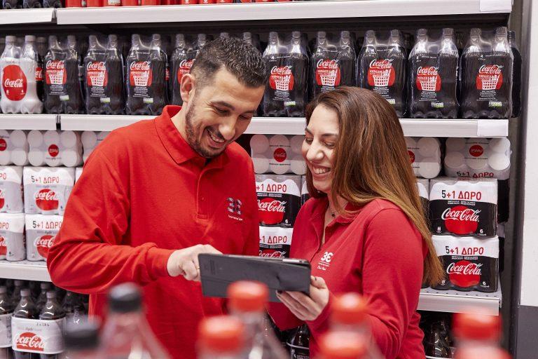 Εποχικούς εργαζόμενους σε 22 περιοχές της Ελλάδας αναζητά η Coca Cola 3Ε
