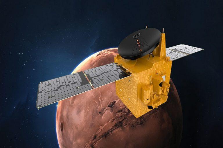 Δρομολόγιο Ντουμπάι-Άρης για το πρώτο αραβικό διαστημικό σκάφος Hope