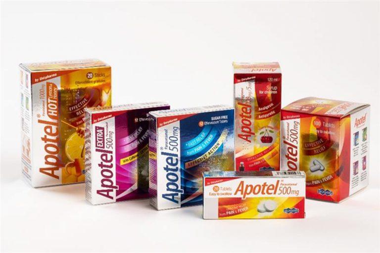 Απάντηση της Uni-pharma στην ανακοίνωση του ΕΟΦ για το αντιπυρετικό apotel