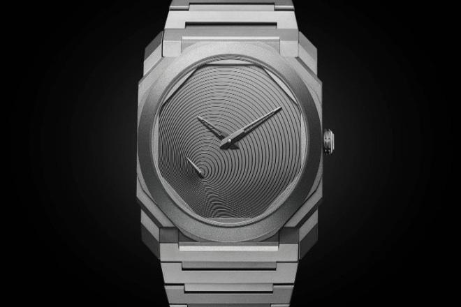 Το πιο λεπτό ανδρικό ρολόι του κόσμου επανασχεδίασε ο αρχιτέκτονας Tadao Ando