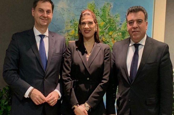 Την ακτοπλοϊκή σύνδεση Ελλάδας- Κύπρου εξετάζει το υπουργείο Τουρισμού