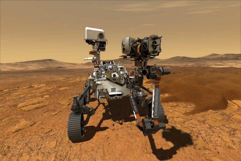 Ιστορική προσεδάφιση του Perseverance της NASA στον Άρη (βίντεο)