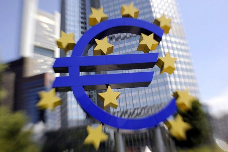 EKT: Ύφεση 8,3% φέτος και ανάπτυξη 5,7% στην Ευρωζώνη για το 2021 προβλέπουν αναλυτές
