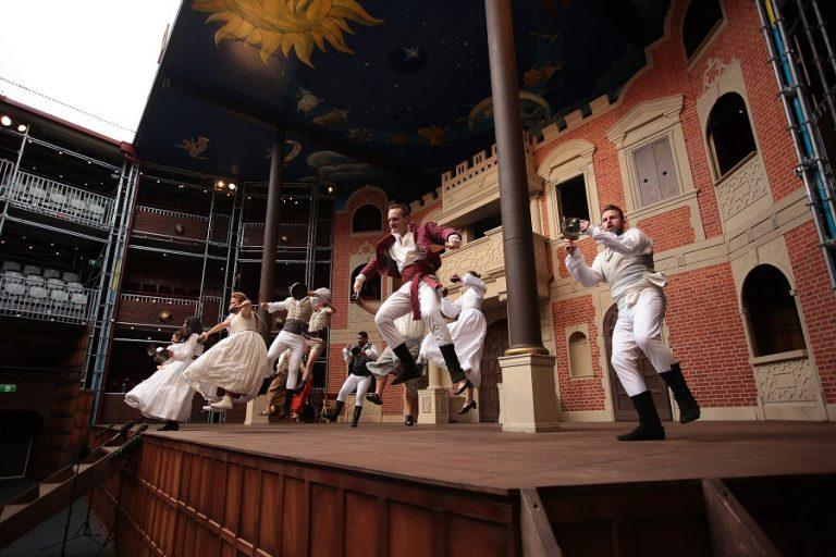 Globe Theatre: Παραστάσεις έργων του Σαίξπηρ μέσω live streaming