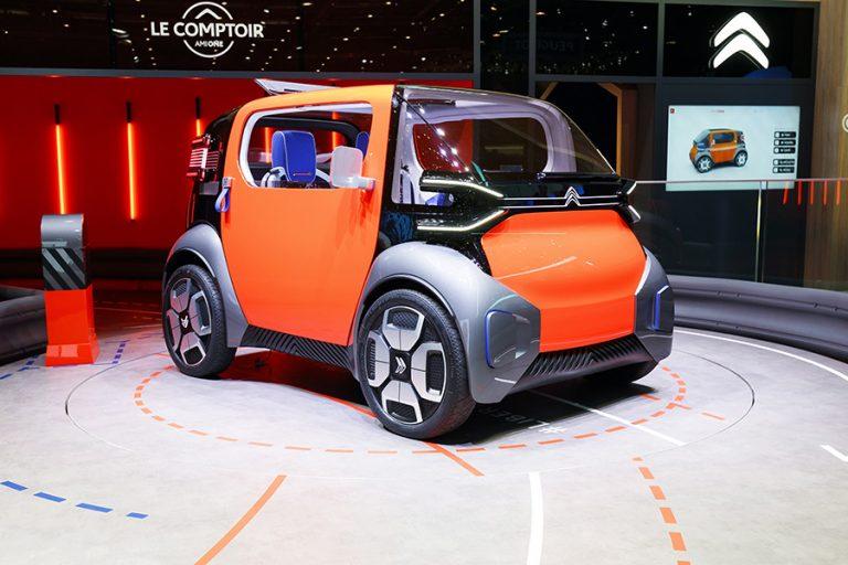 Η Citroën κυκλοφορεί αυτοκίνητο που δεν χρειάζεται ούτε δίπλωμα οδήγησης