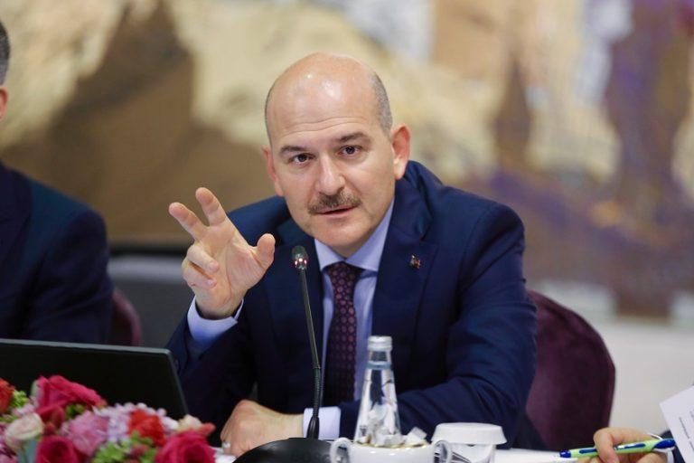 Νέα τουρκική πρόκληση από τον Σουλεϊμάν Σοϊλού: «Αυτό που συμβαίνει τώρα, δεν είναι τίποτα»