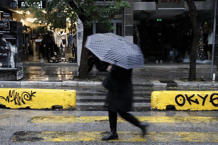 Έκτακτο δελτίο επιδείνωσης του καιρού- Έρχονται καταιγίδες και χαλάζι