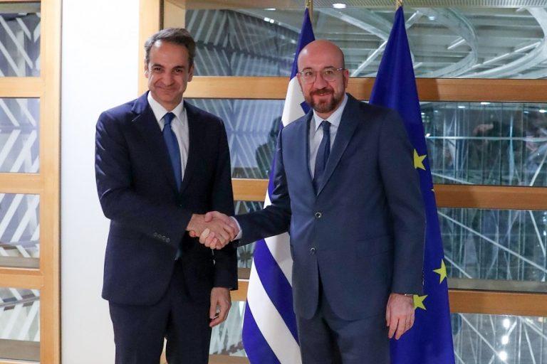 Covid bonds ζητούν Μητσοτάκης και άλλοι 8 ηγέτες κρατών της ΕΕ