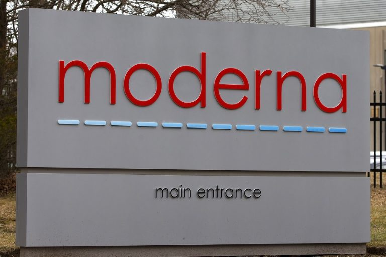 Κέρδη πάνω από 8% για τη μετοχή της Moderna
