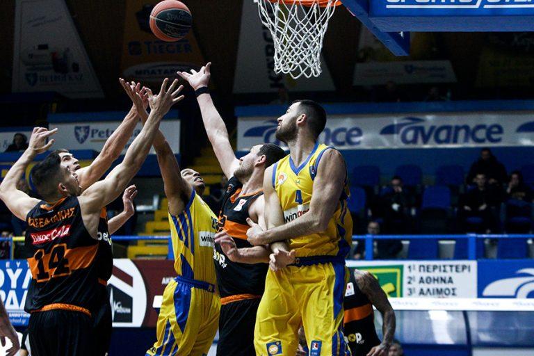 Σταματούν όλα τα εθνικά πρωταθλήματα μπάσκετ στην Ελλάδα. Αναμονή για την πρώτη κατηγορία