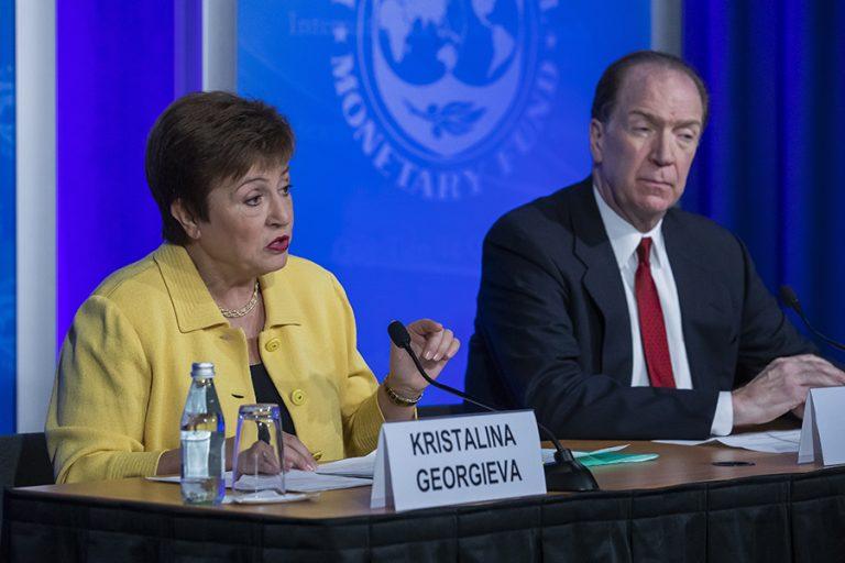 Τα άσχημα νέα του ΔΝΤ για την παγκόσμια οικονομία «δια χειρός» κορωνοϊού ρίχνουν τα ομόλογα