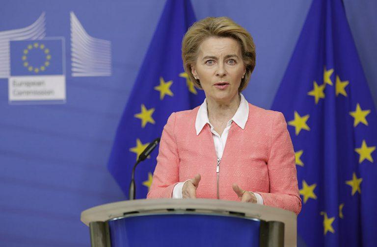 Ούρσουλα φον ντερ Λάιεν: Ανοικτή η ΕΕ σε κορωνο-ομόλογα για να περιοριστούν οι επιπτώσεις της πανδημίας