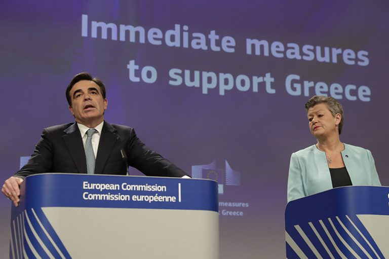 Όλη η δέσμη μέτρων της Ευρωπαϊκής Ένωσης για την προστασία των ελληνικών συνόρων