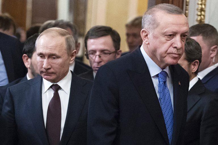 Ρωσία: Ο Πούτιν είχε τον Ερντογάν στο «περίμενε»