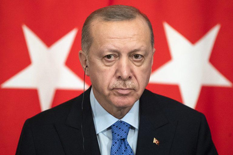 Ερντογάν: Η Ελλάδα παίρνει λάθος δρόμο- Απειλές κατά Μακρόν