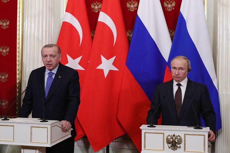 Τι είπε ο Ερντογάν στον Πούτιν για την Αγία Σοφία
