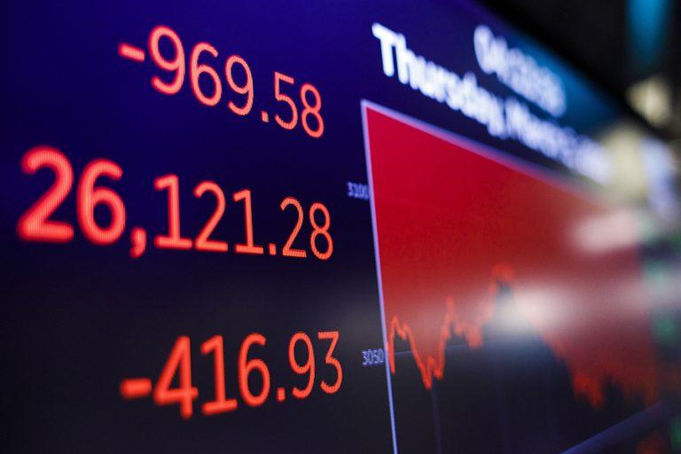 «Μαύρη Πέμπτη» για τις διεθνείς αγορές