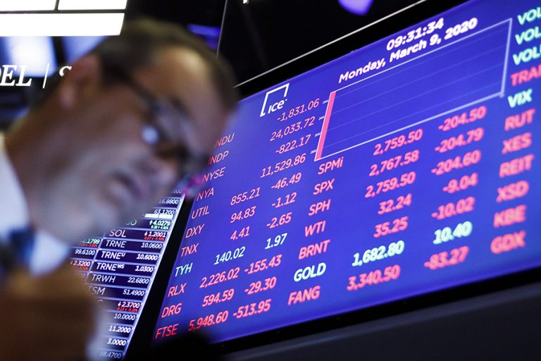 Η επιβράδυνση της πανδημίας του κορωνοϊού ενισχύει τις αγορές