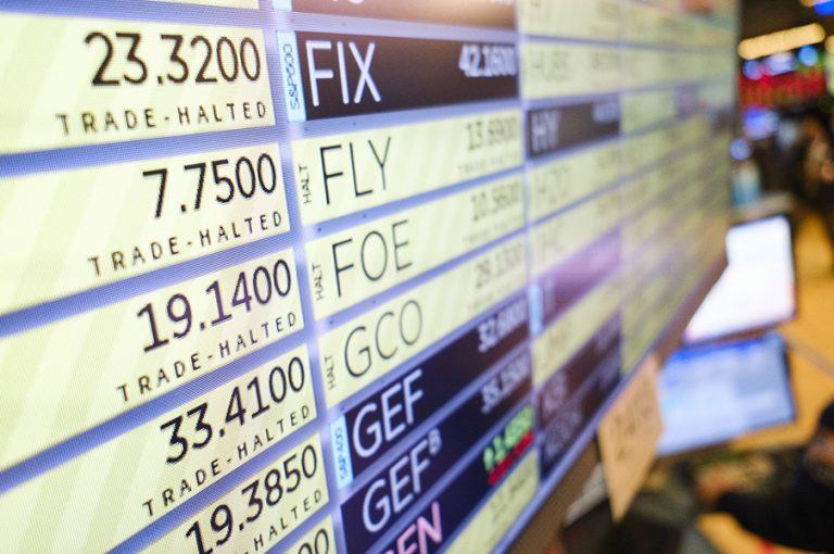 Σκηνές 2008 στις διεθνείς αγορές – Η Γαλλία ζητά από την ΕΚΤ έκτακτα μέτρα για να «ανασάνουν» οι τράπεζες