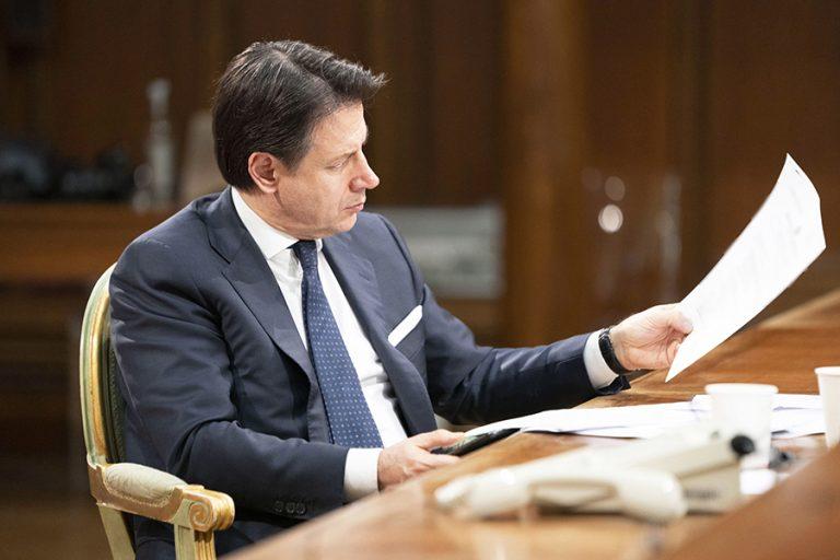 Προς παραίτηση οδηγείται ο Ιταλός πρωθυπουργός- Στόχος η δημιουργία νέας κυβέρνησης