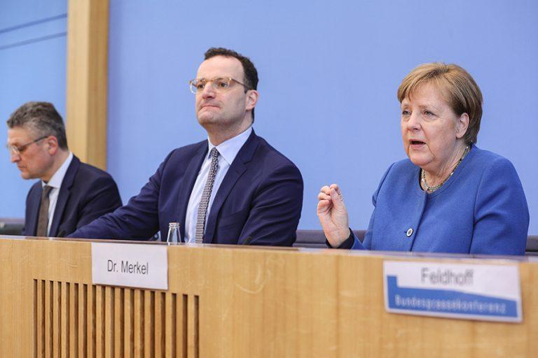 Ο κορωνοϊός λυγίζει ακόμη και το γερμανικό δόγμα του «μηδενικού ελλείμματος»