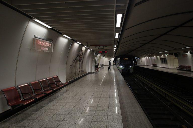 Αναστολή νυχτερινών δρομολογίων σε μετρό και τραμ από Παρασκευή