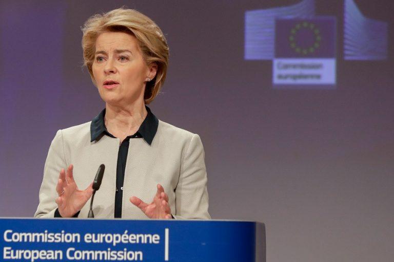 Η Κομισιόν μάχεται τον κορωνοϊό και «παγώνει» τους δημοσιονομικούς κανόνες της ΕΕ