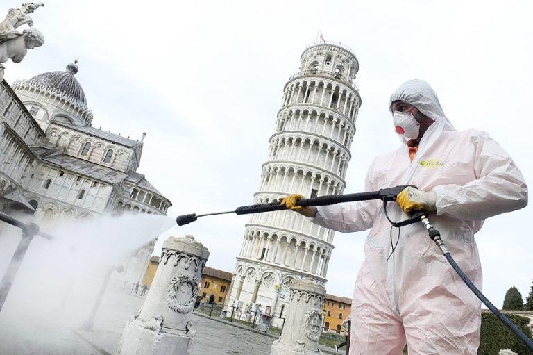 Το απίστευτο χτύπημα του κορωνοϊού στην Ιταλία: Σε έναν μήνα χάθηκαν 274.000 θέσεις εργασίας